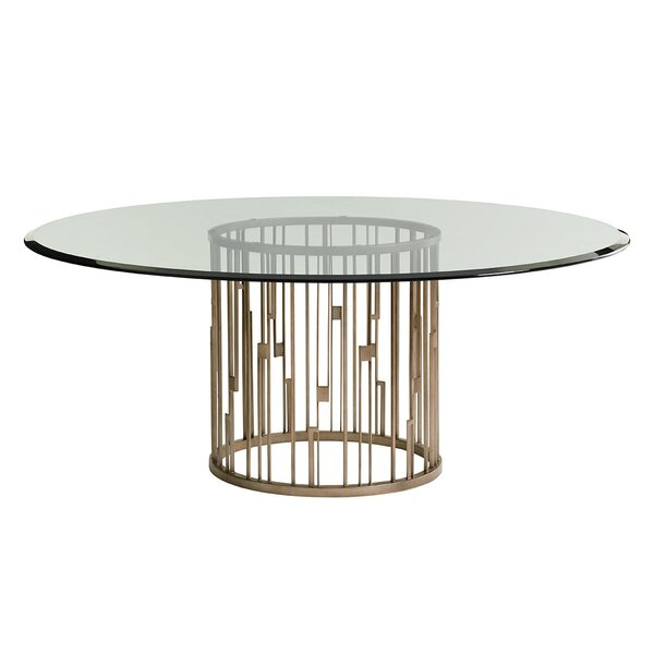 Best #1 Shadow Play Dining Table By Lexington Best Design