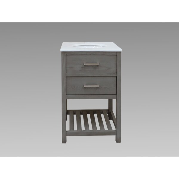 Dungonnell 24 Single Bathroom Vanity Set by Gracie Oaks