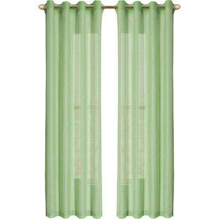 Best Sage Green Sheer Curtains | Wayfair MZ17