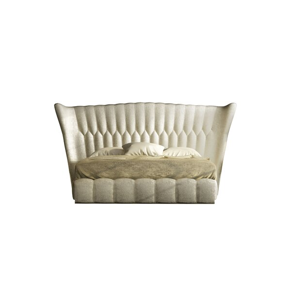 Longville Bedroom King Upholstered Standard Bed by Mercer41