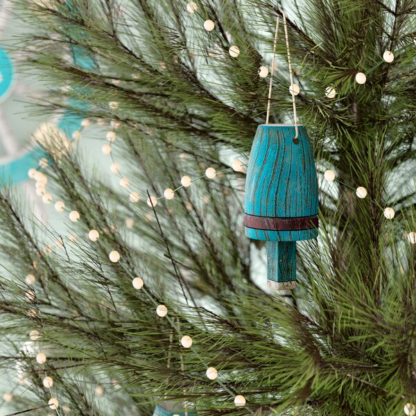 Decorative Buoy Finial Ornament by Breakwater Bay