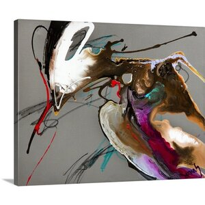 Gesture V by Jonas Gerard Graphic Art on Canvas by Great Big Canvas