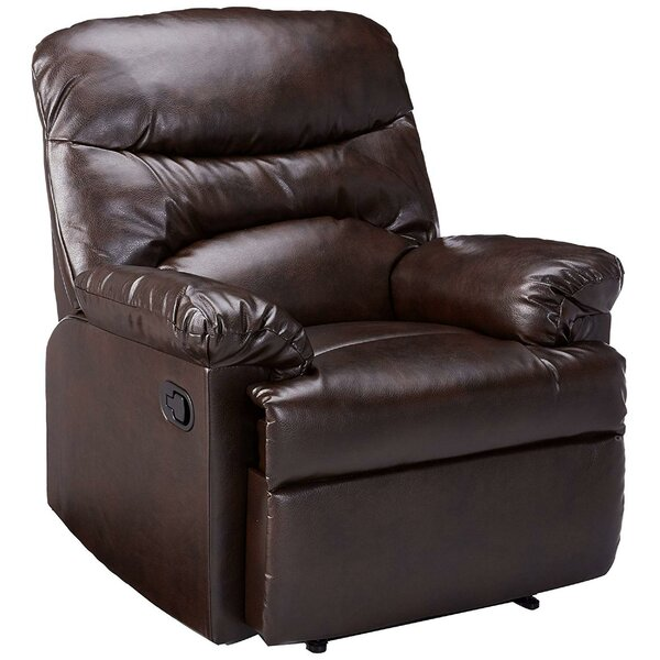 Pals Manual Glider Recliner by Charlton Home