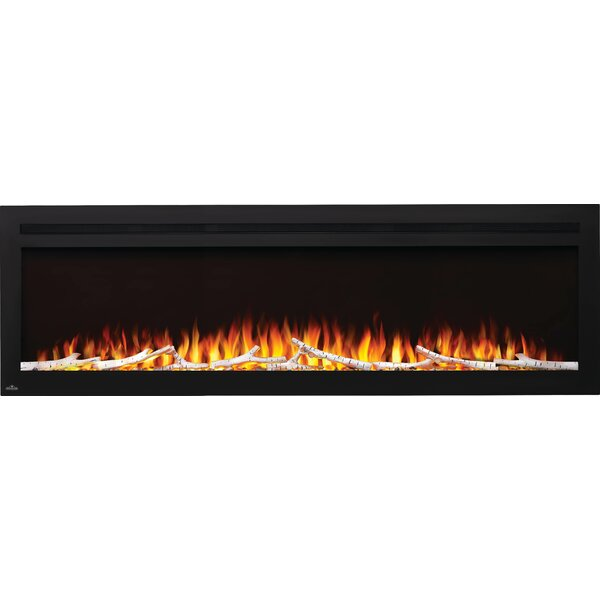 Purview Recessed Wall Mounted Electric Fireplace By Napoleon
