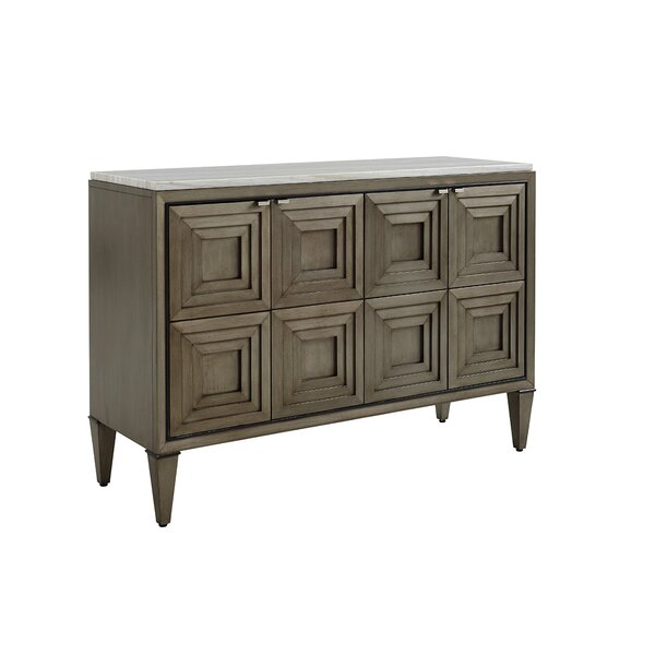 Ariana Domaine 4 Door Accent Cabinet by Lexington