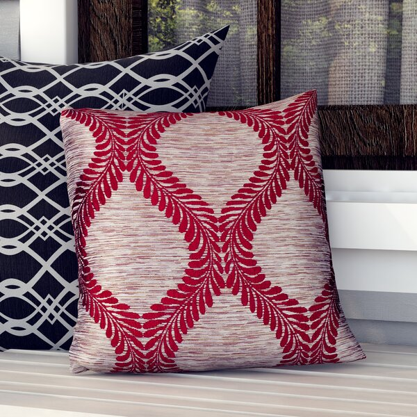Bartow Indoor/Outdoor Throw Pillow by Darby Home Co