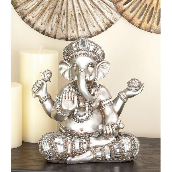 Shelf Ganesh Figurine by Cole & Grey