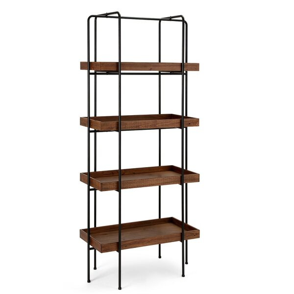 Crownover Etagere Bookcase By Gracie Oaks