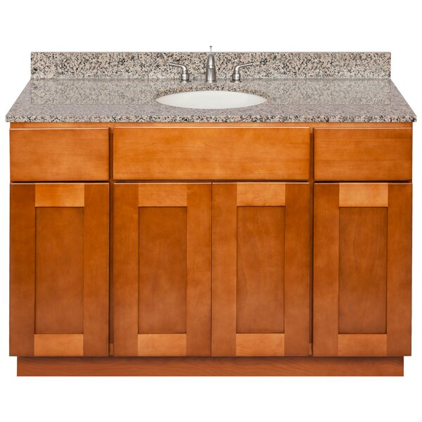 Straughter 48 Single Bathroom Vanity Set by Winston Porter
