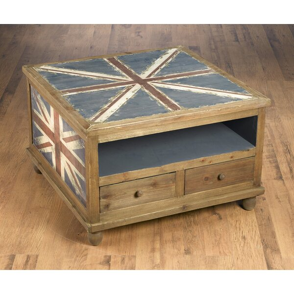 Kinzie Coffee Table by World Menagerie World Menagerie