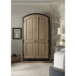 Beaumont Wardrobe Armoire by Hooker Furniture