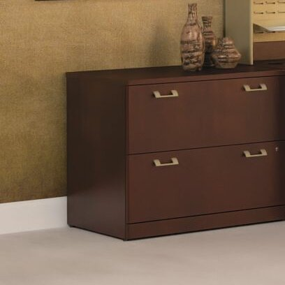 Quantum 2 Drawer Lateral File by Bush Business Furniture