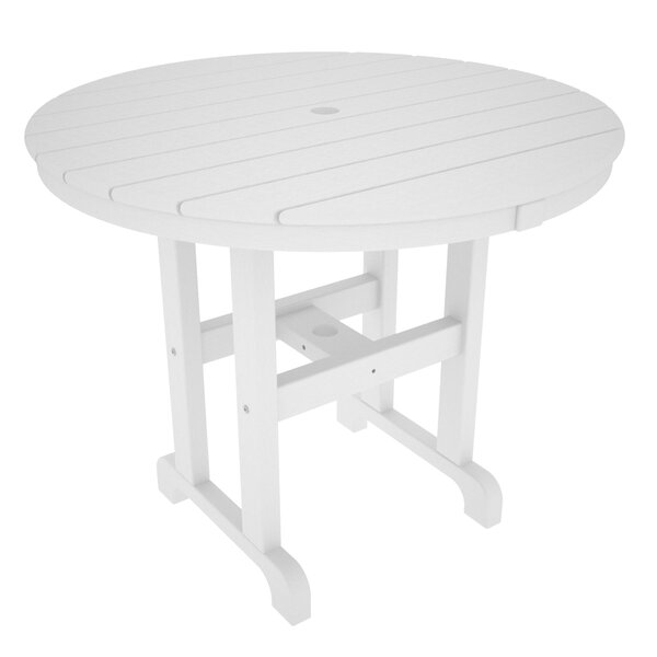 Palm Coast  Plastic/Resin Dining Table By POLYWOOD®