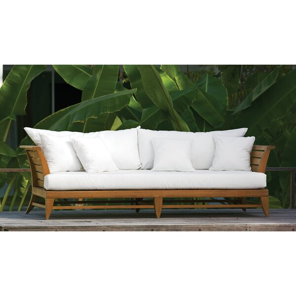 Limited Teak Patio Daybed with Cushion by OASIQ