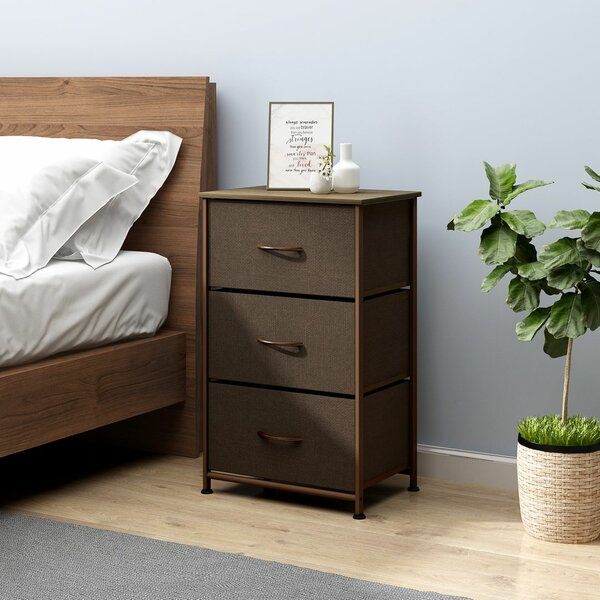 Addisyn 3 Drawer Chest by Symple Stuff