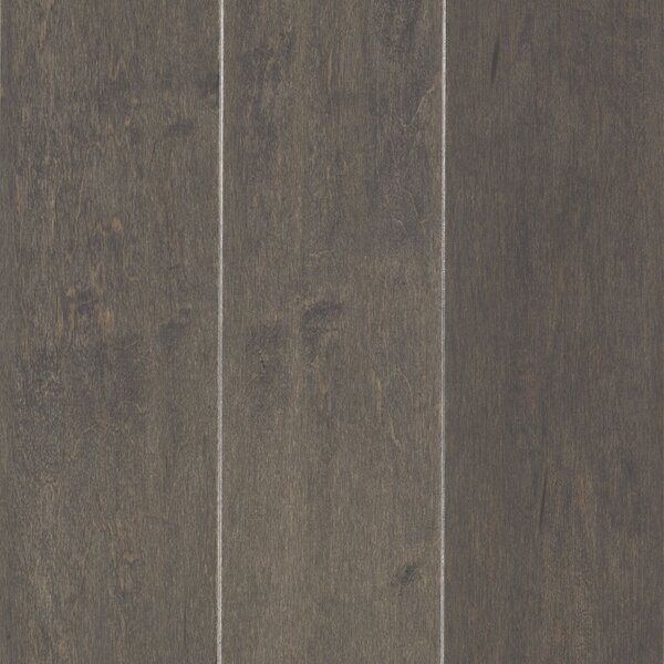 Stately Manor 5 Engineered Maple Hardwood Flooring in Onyx by Mohawk Flooring