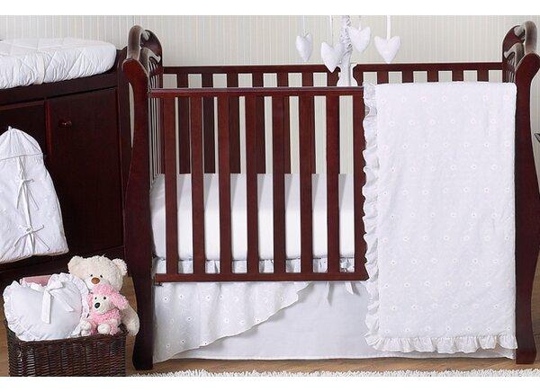 Eyelet 11 Piece Crib Bedding Set by Sweet Jojo Designs