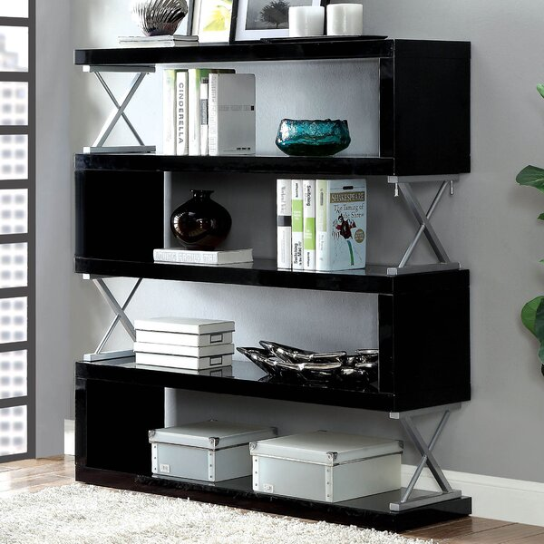 Parson 5 Shelf Standard Bookcase by Brayden Studio