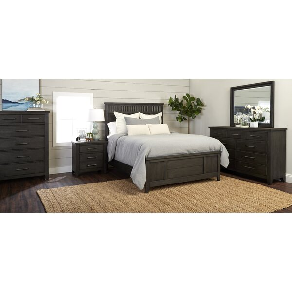 Pecor Standard Configurable Bedroom Set by Gracie Oaks