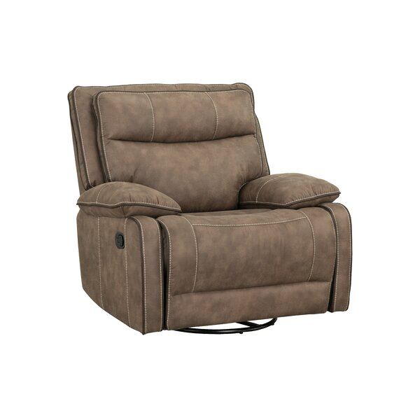 Maitland Manual Glider Recliner by Winston Porter
