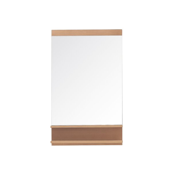 Bastian Wall Mirror by Orren Ellis