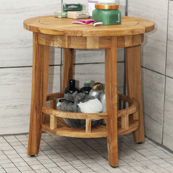Worceer  Side Table by Bay Isle Home