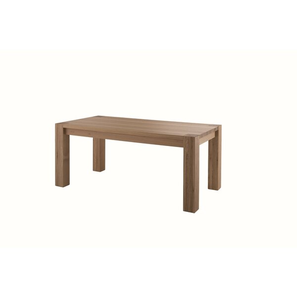 Eco Solid Wood Dining Table by YumanMod