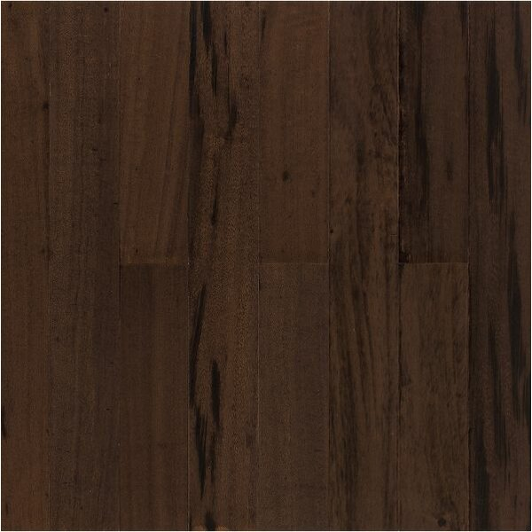 Global Exotics 3-1/2 Engineered Exotic Hardwood Flooring in Tigerwood Brazilian Taupe by Armstrong Flooring
