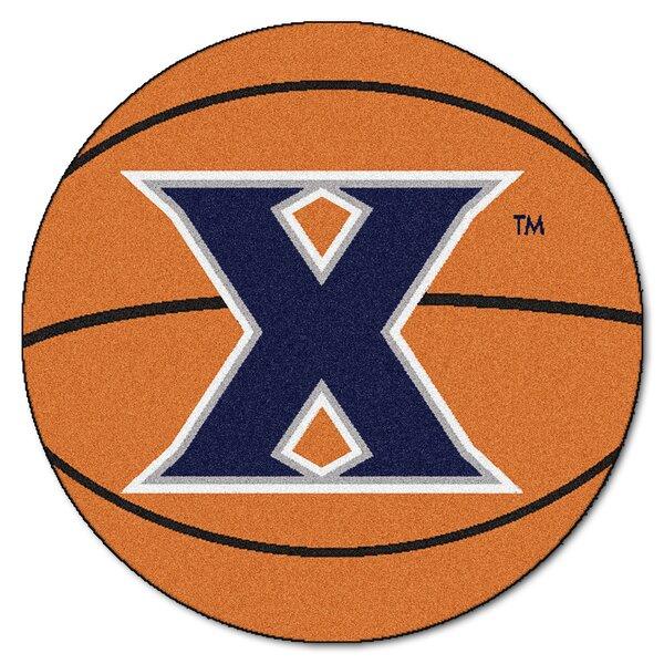NCAA Xavier University Basketball Mat by FANMATS