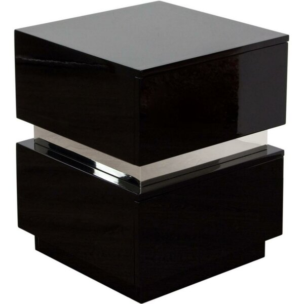 Jancis End Table With Storage By Orren Ellis