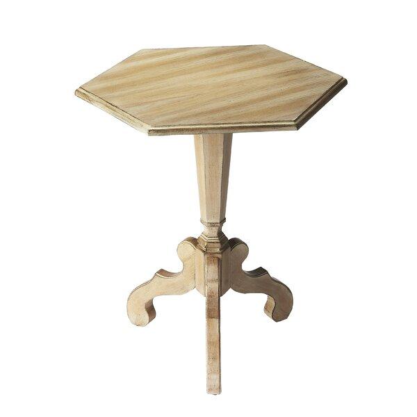 Corbett End Table by Alcott Hill