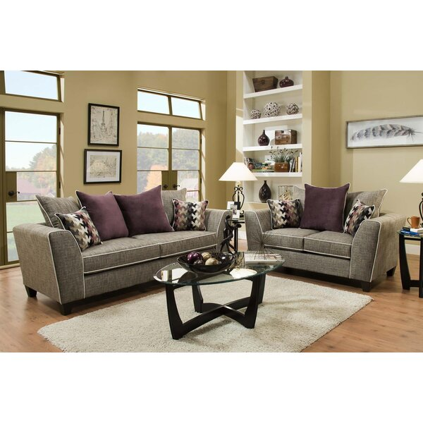 Teterboro Configurable Living Room Set by Latitude Run