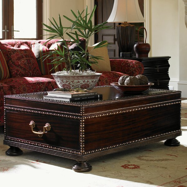 Royal Kahala Coffee Table by Tommy Bahama Home