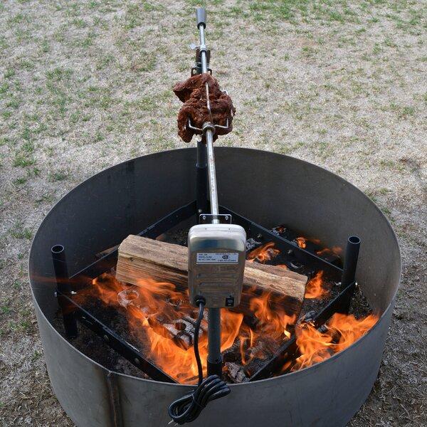Plug N Play Rotisserie by Firebuggz