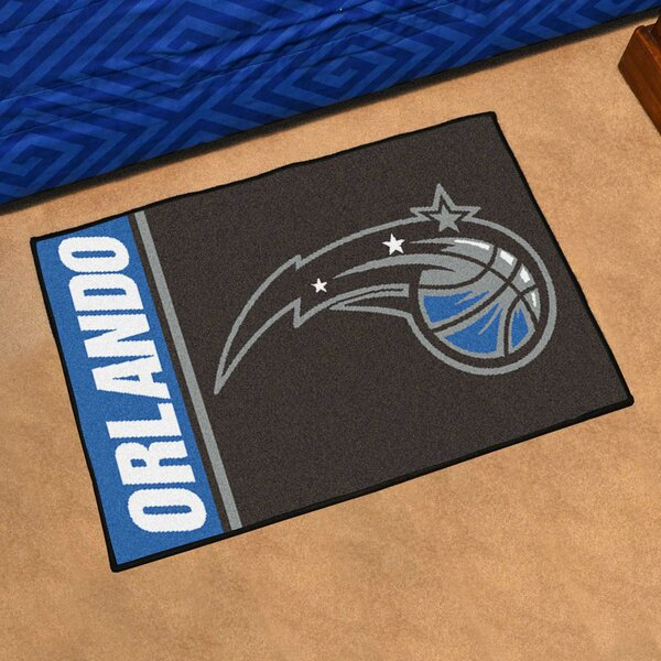 NBA Orlando Magic Starter Mat by FANMATS