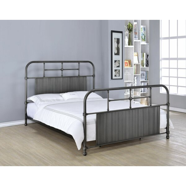 Lundstrom Standard Bed by Gracie Oaks