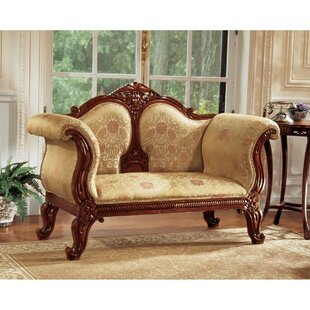 Abbotsford House Loveseat Design Toscano