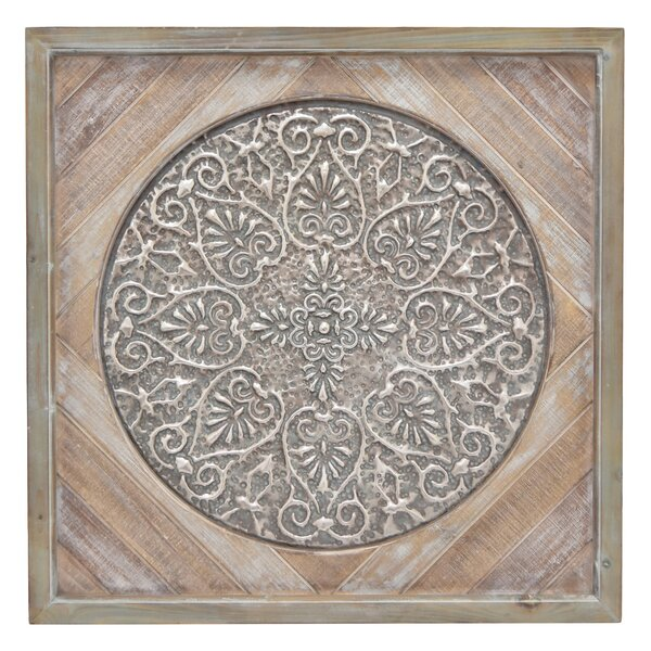 Wood Wall Décor by Bungalow Rose