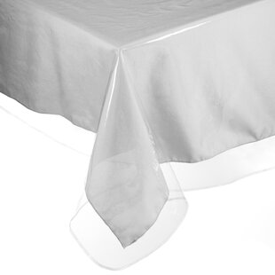 Genial Square Vinyl Tablecloth Protector