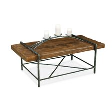 Studio Design Coffee Table by Stone County Ironworks
