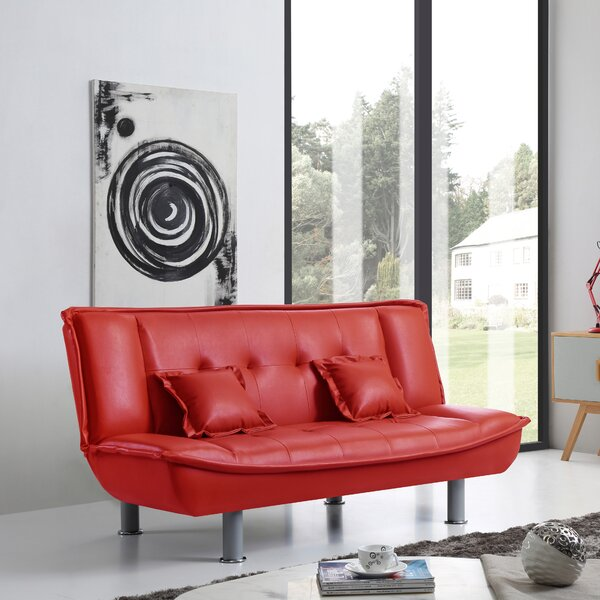Skyee Modern Convertible Sofa by Zipcode Design