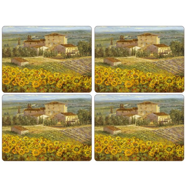 Tuscany Placemat (Set of 4) by Pimpernel