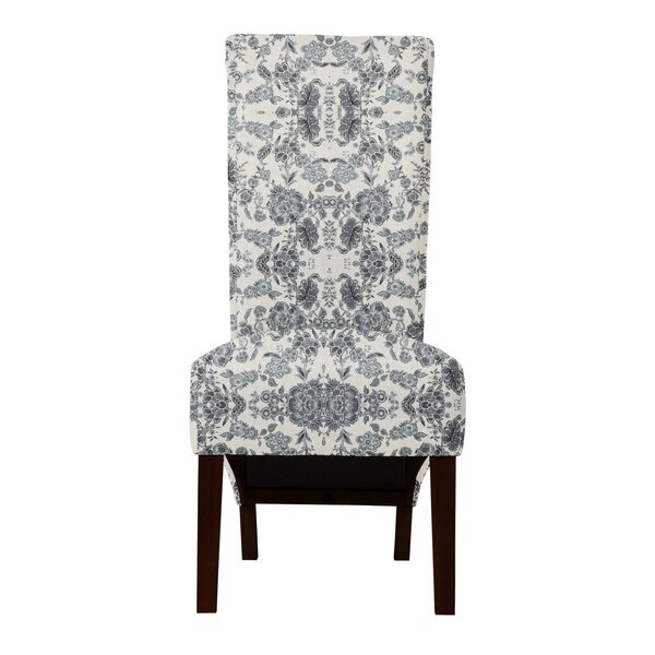 Ramon Magic Fabric Parsons Chair (Set of 2) by Langley Street
