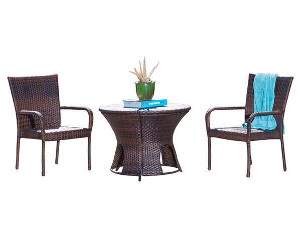 Stephen 3 Piece Dining Set by Home Loft Concepts