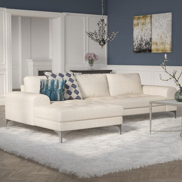 Highest Quality Goodwin Sectional by Willa Arlo Interiors by Willa Arlo Interiors