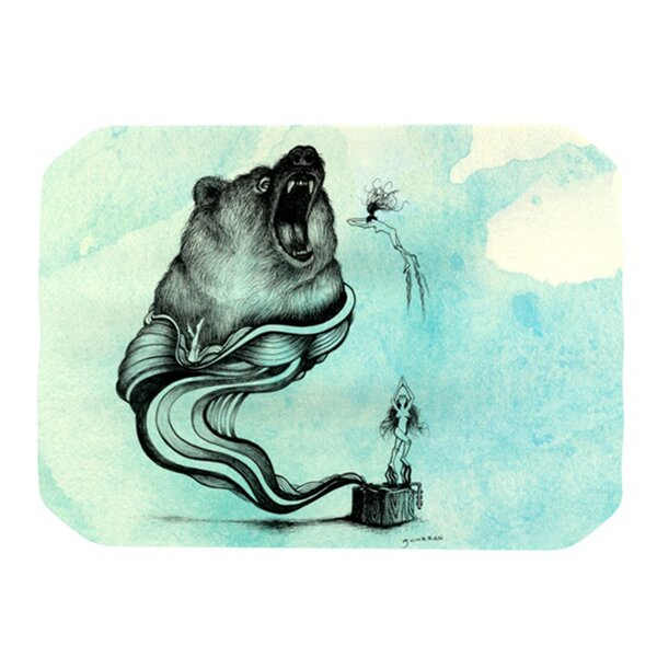 Hot Tub Hunter III Placemat by KESS InHouse