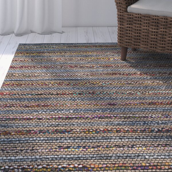 Abia Hand-Woven Area Rug by Highland Dunes