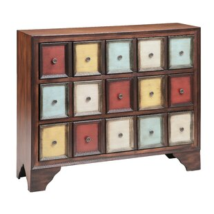 Stonington 3 Drawer Accent Chest