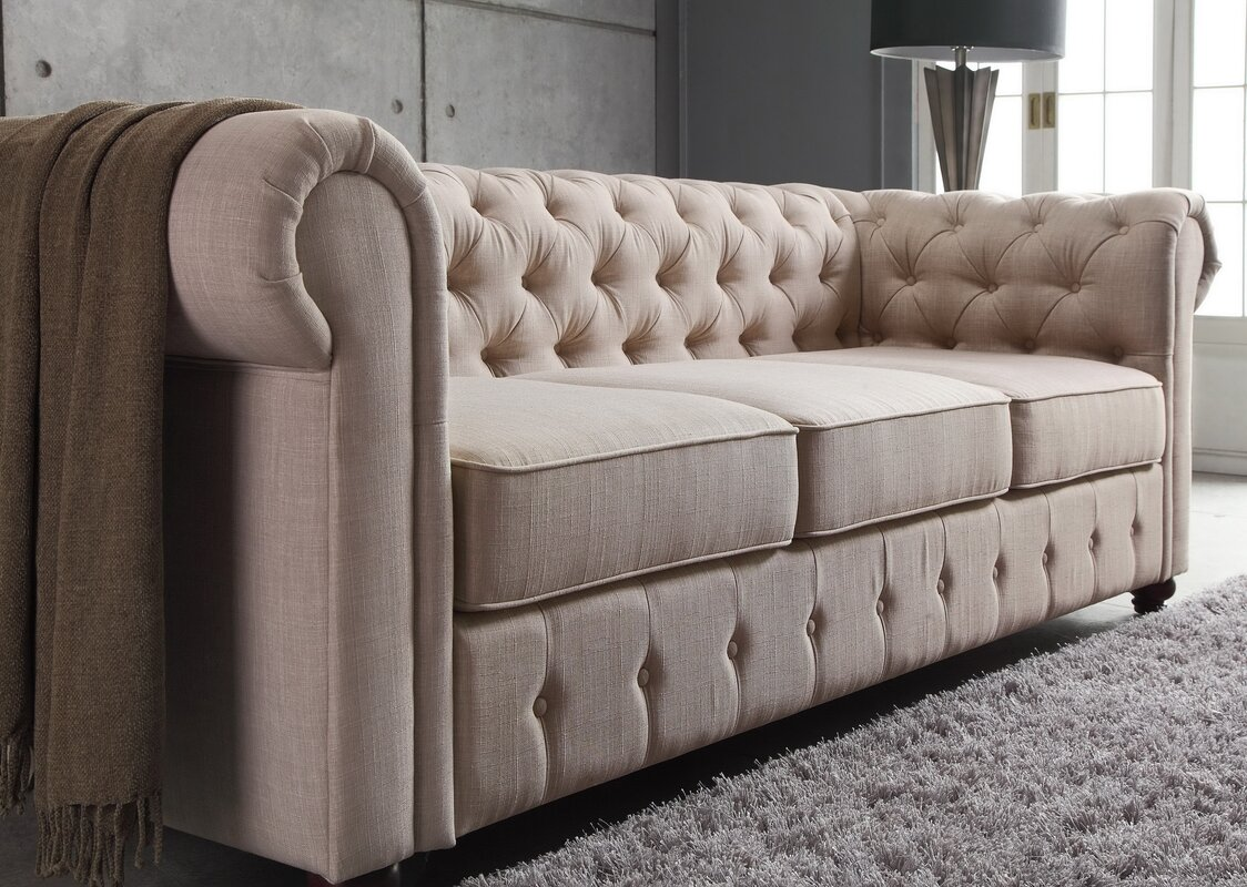 garcia chesterfield sofa - Chesterfield Couch