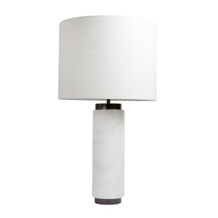 Shop For Carrara 28 Table Lamp By Luxeria Zone Lighting